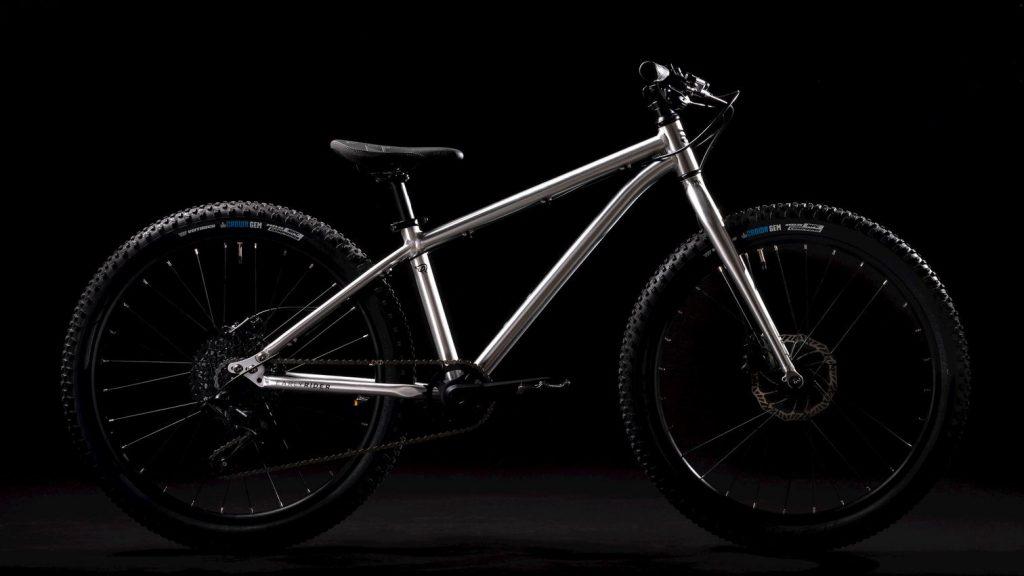 Seeker 24 adventure bike